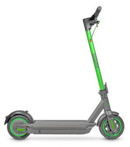 Ampere Go Electric Scooter in Green