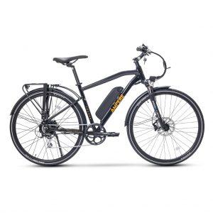 ampere black tourer hybrid e-bike