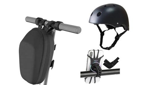 Ampere E-Scooter Accessories